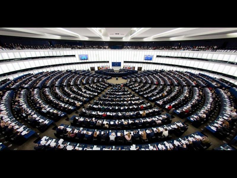 """ЕП гласува резолюция за спиране на """"Северен поток 2"""""""