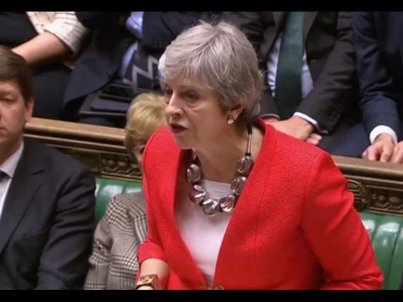 Тереза Мей ще иска краткосрочно отлагане на Брекзит