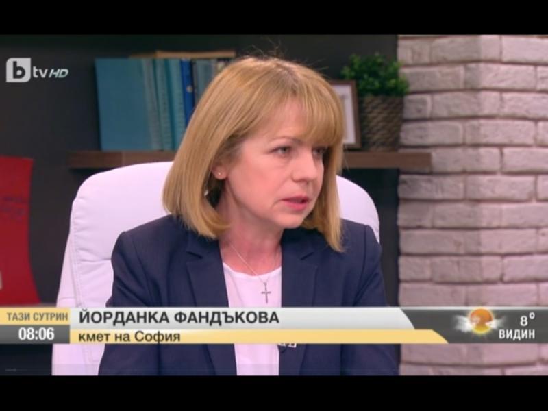 Фандъкова: Не съм решила дали ще се кандидатирам за кмет