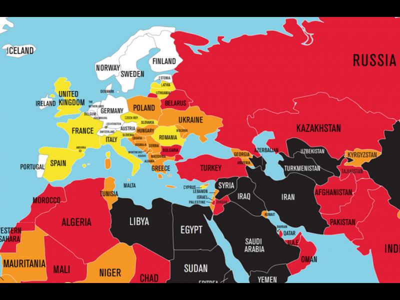 България остава № 111 по свобода на медиите