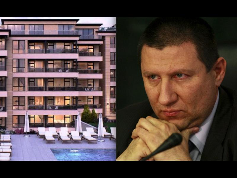 #АпартаментГейт: Синът на шефа на Национална следствена служба с апартаменти за половин милион