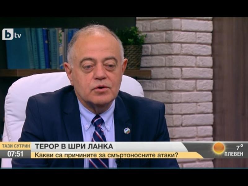 Атанасов: Спецсъдът е излишна структура