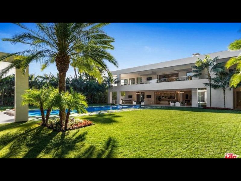 Българин купил имот за $34 млн. в Бевърли хилс?