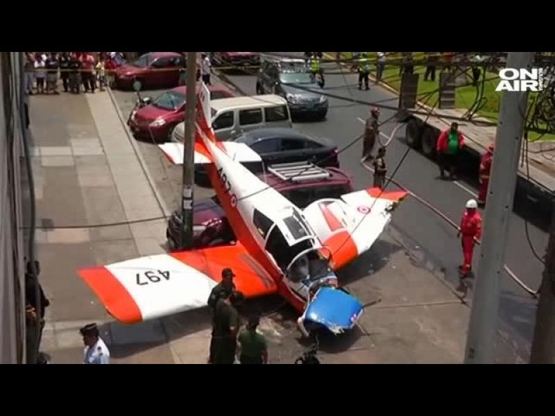 Четиричленно българско семейство загинаха при катастрофа с малък самолет над Охрид