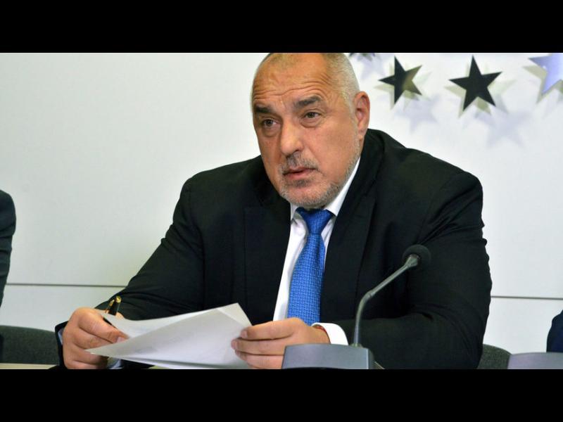 """Борисов ще обединява """"всички сили срещу пълзящата диктатура"""""""
