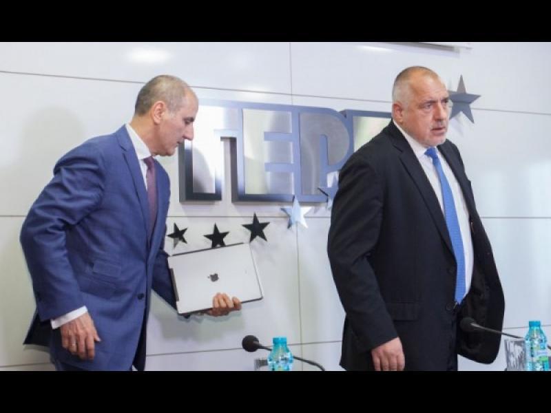 Оставката на Цветанов замита проблема, смятат 87% от българите