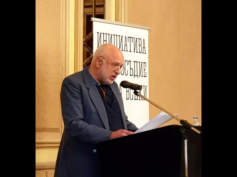 Велислав Минеков: Бих желал броят на гражданите да превишава числеността на овцете