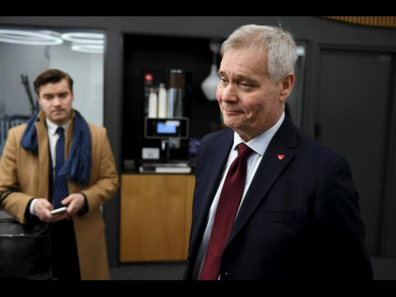 Финландия се готви за голяма ляво-дясна коалиция