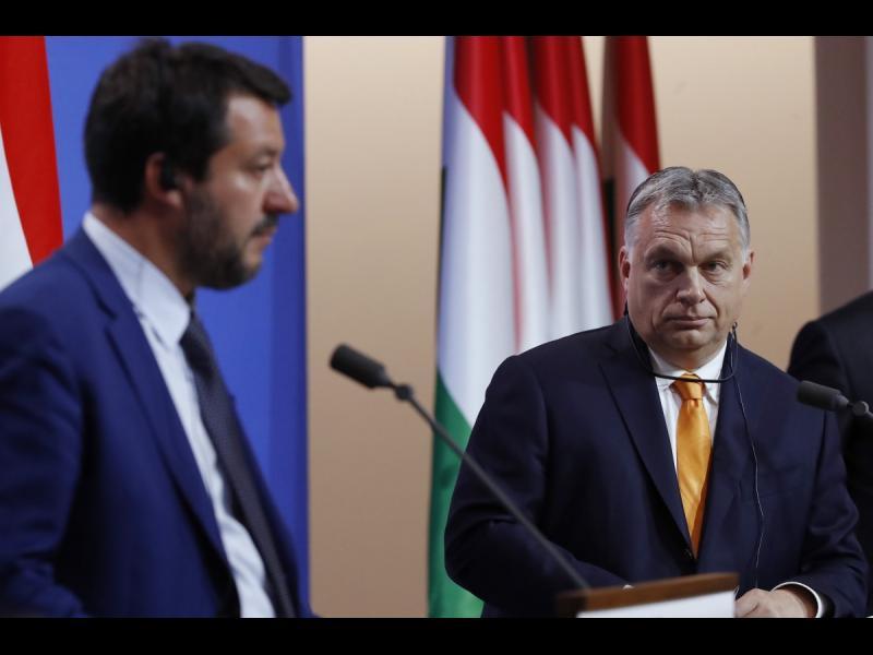 Орбан не вижда шанс за сътрудничество със Салвини в ЕП