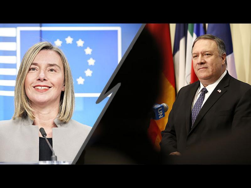 Помпео отложи срещата си с Путин, за да отиде в Брюксел - картинка 1