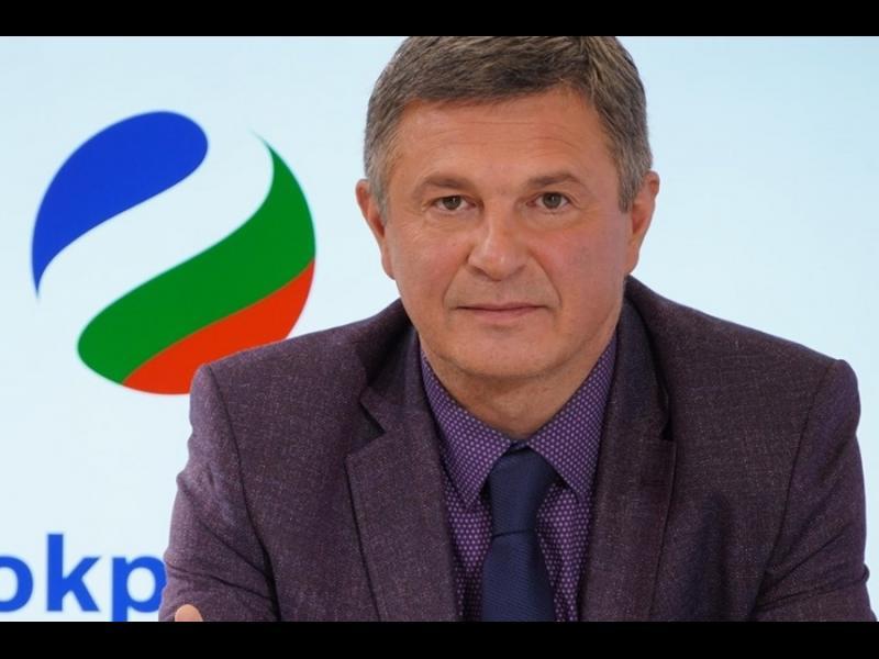 Милен Цветков се завръща като водещ - на предизборно студио