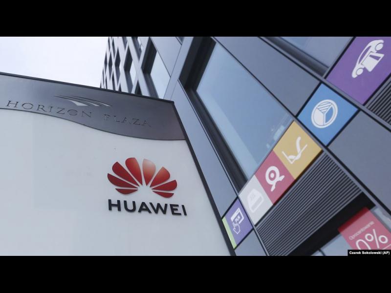 Google спира да работи с Huawei