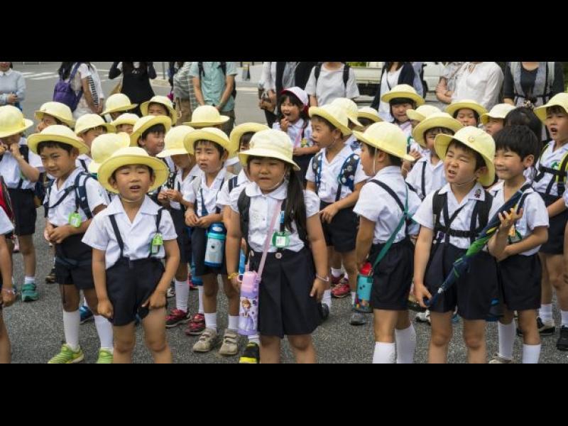 Япония забрани да се бият децата