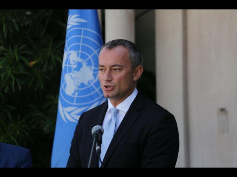 Палестинец е задържан за обир в дома на Николай Младенов в Йерусалим