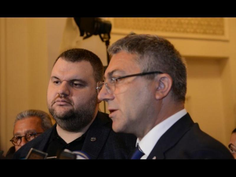 След среща с Карадайъ и Пеевски ГЕРБ се съгласи бизнесът да финансира партиите