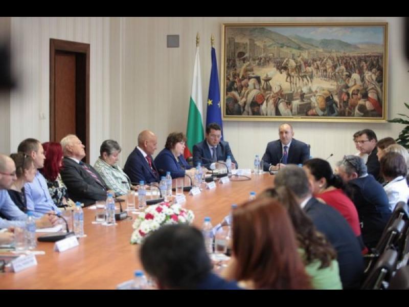 Президентът организира кръгла маса за избора на нов главен прокурор - картинка 1