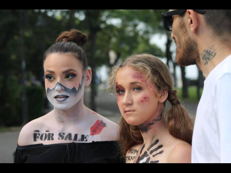 Стартира кампания срещу трафика на хора с цел сексуална експлоатация