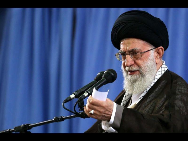 Иран предупреди: Санкциите срещу аятолах Хаменей са край на дипломацията със САЩ