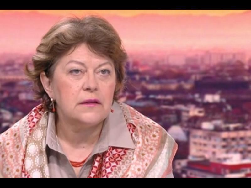 Татяна Дончева: ГЕРБ си търсят Главен прокурор, който ще им пази гърба