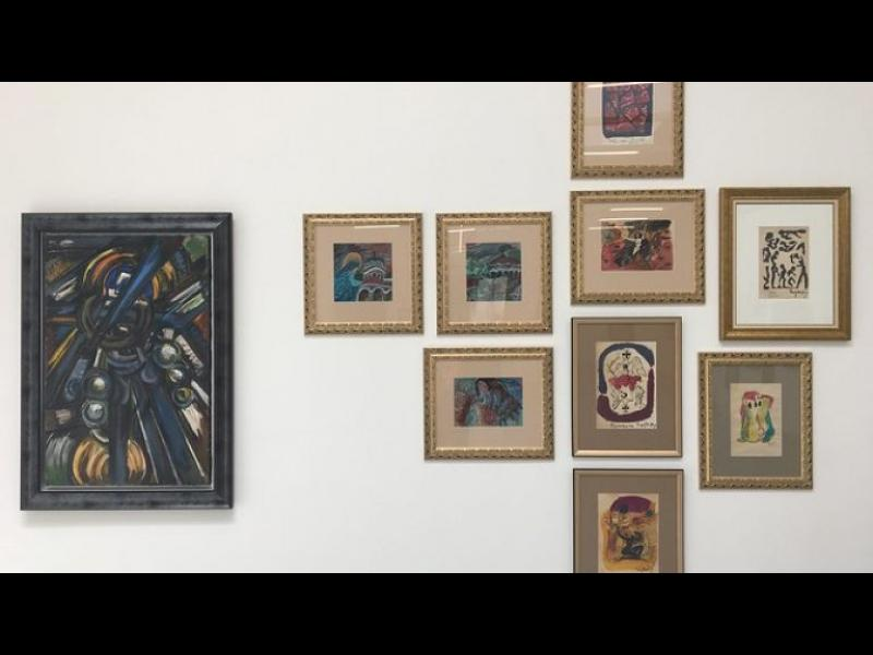 Закриват изложбата с фалшификатите, прибират всички картини за разследване