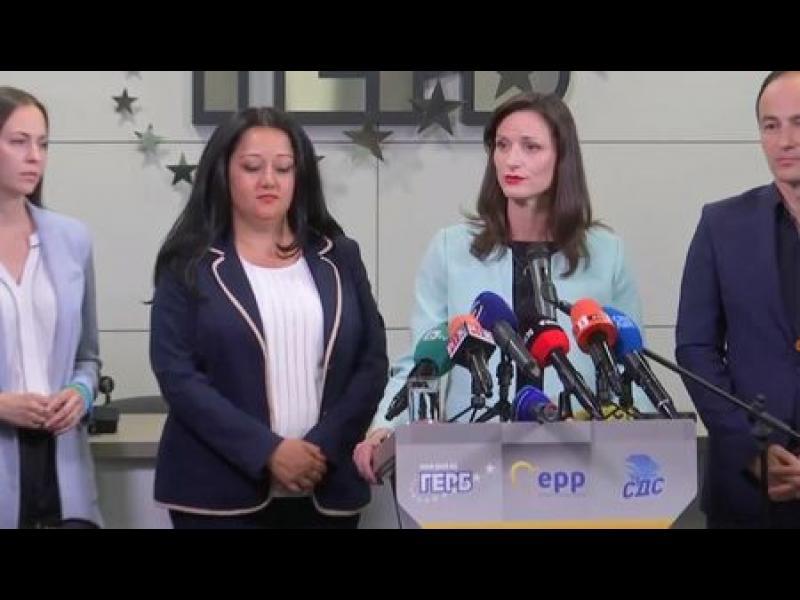 Мария Габриел остава комисар, Лиляна Павлова ще бъде евродепутат