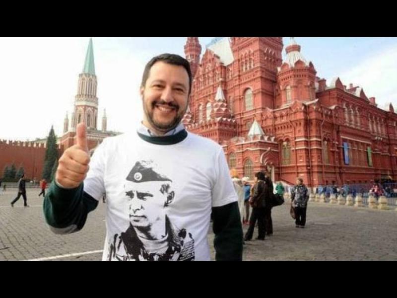 Прокуратурата в Милано разследва партията на Салвини за незаконно финансиране от Русия