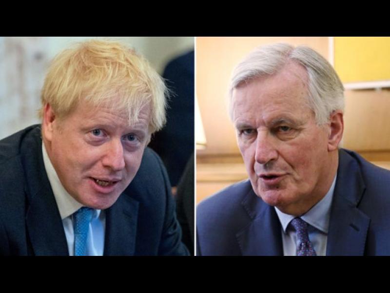 ЕС отхвърля плана на Джонсън за Брекзит