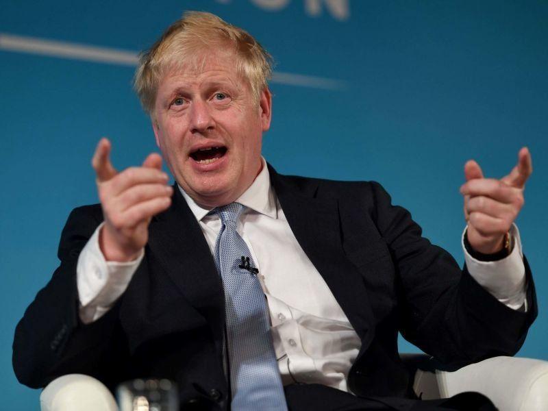 Борис Джонсън е новият премиер на Великобритания