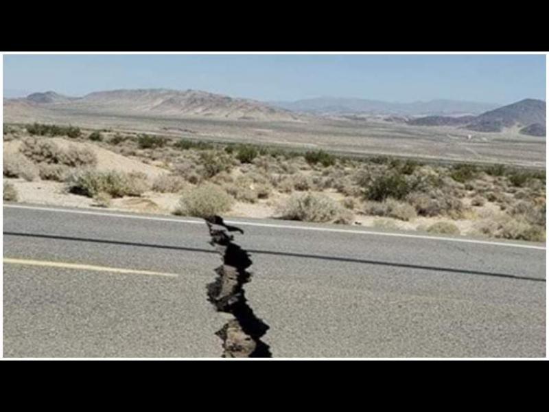 Калифорния разтърсена от най-силното земетресение от 20 г. навръх националния празник на САЩ