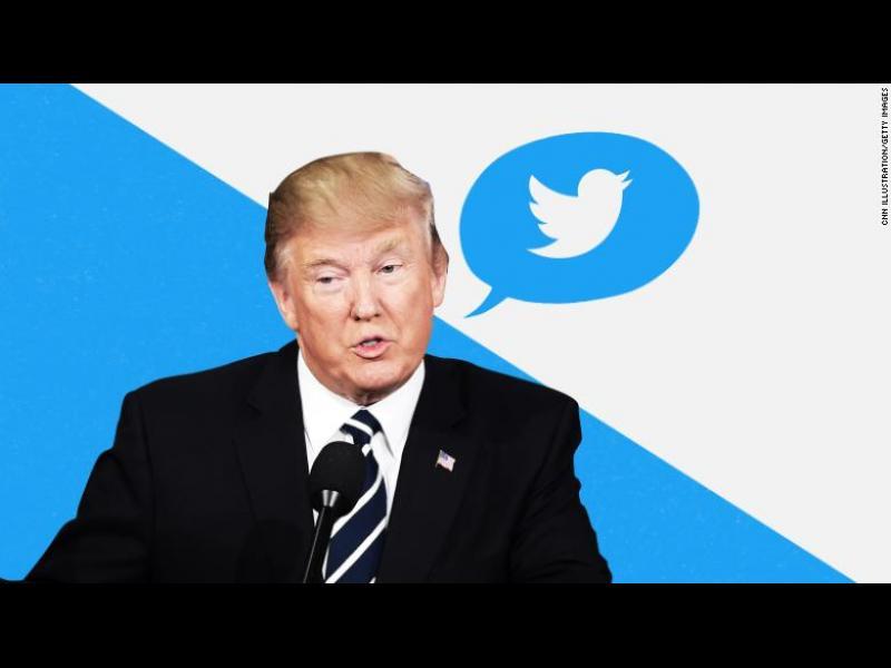"""Съдът реши: Тръмп няма право да блокира критици в """"Туитър"""""""