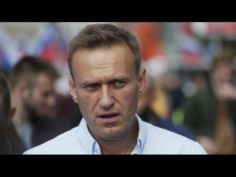 Навални от затвора: Никога не съм имал алергии - картинка 1