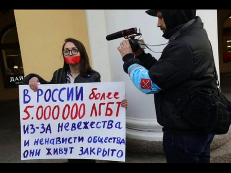 Гражданска активистка убита в Санкт Петербург