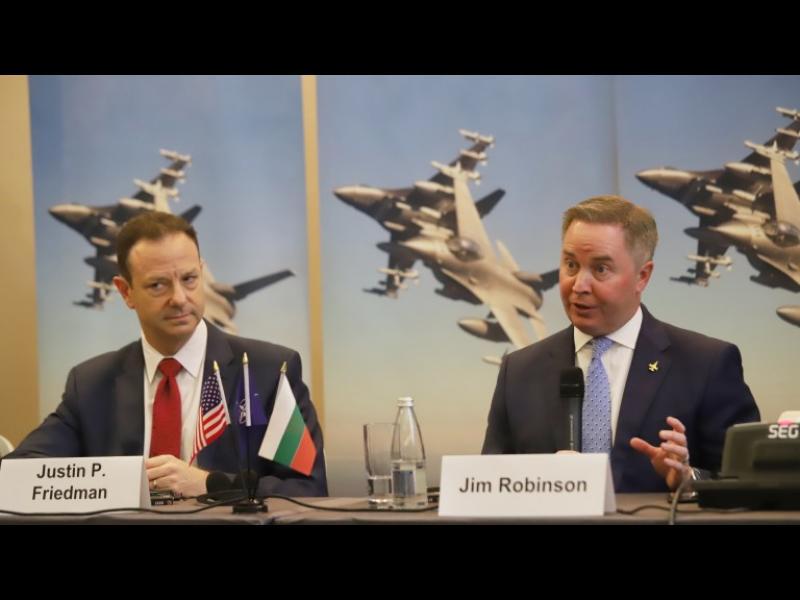 САЩ: Следващият транш F-16 ще ви излезе по-евтино