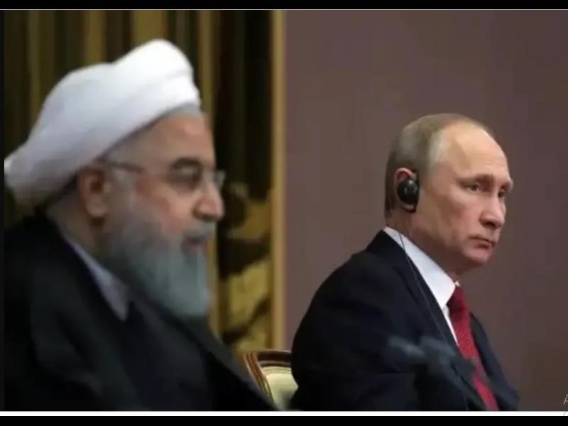 Русия и Иран срещу САЩ и Великобритания в Ормузкия проток