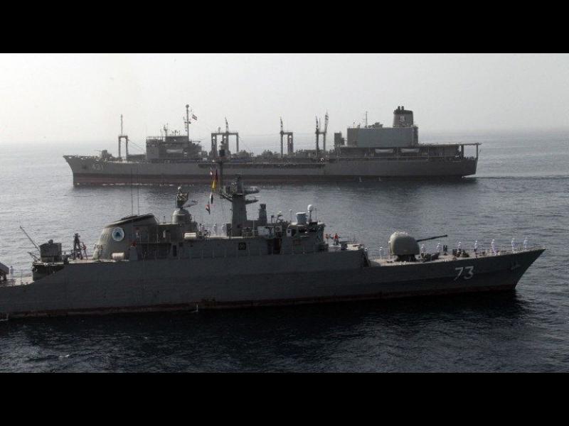 Задържаният ирански танкер отплава от Гибралтар