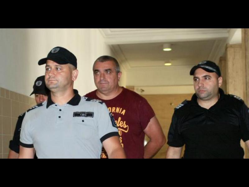 Наркобосът Куйович арестуван на магистралата, докато излежава присъда