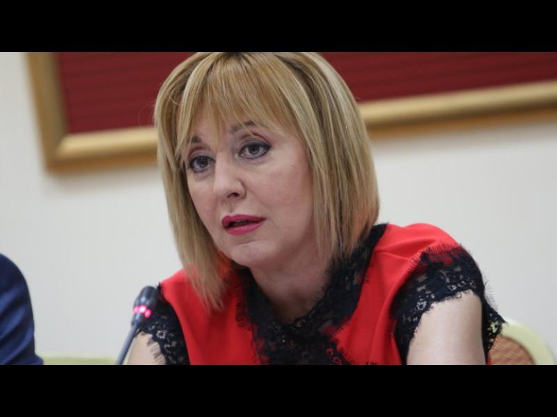 Манолова: Ако реша да се кандидатирам, ще стана кмет на София