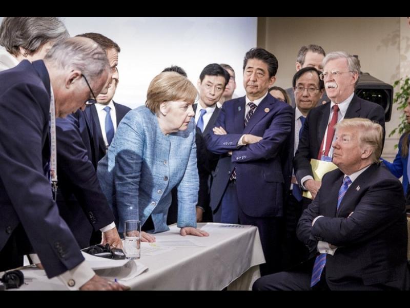 ЕС против безусловното връщане на Русия в Г-7