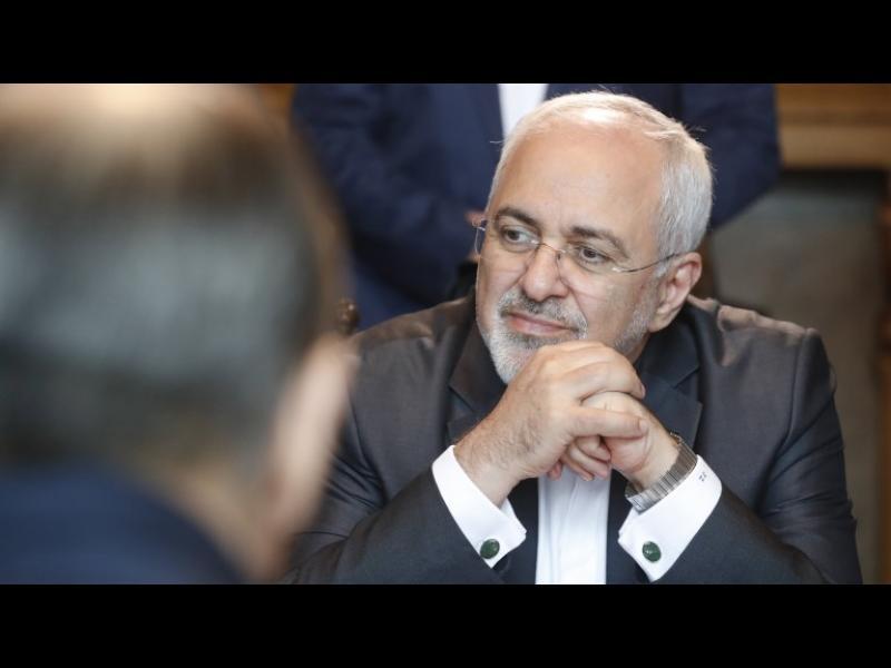 Иранският външен министър се появи изненадващо на срещата на Г-7
