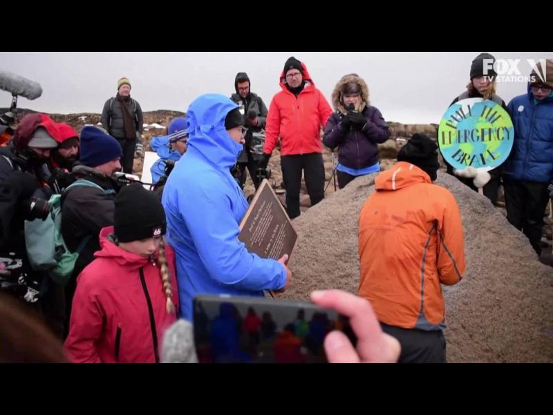 """Исландия почете първата """"смърт"""" на ледник в страната"""
