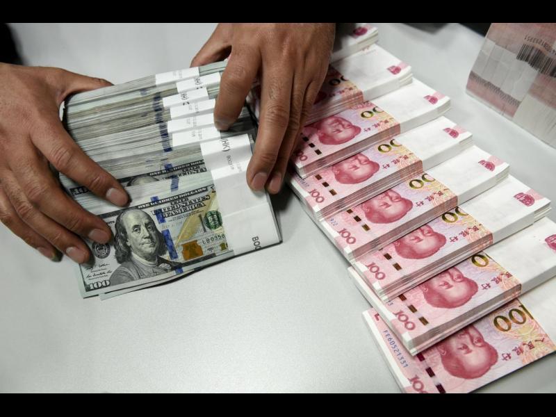 САЩ обозначиха Китай като валутен манипулатор за пръв път от 25 години