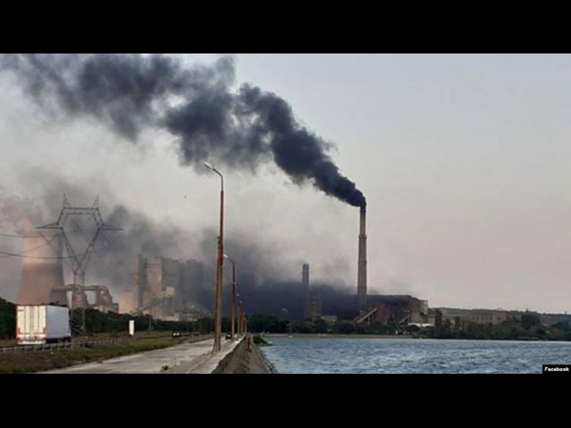 """Черен пушек и мръсен въздух. Колко боклуци планира да гори ТЕЦ """"Брикел"""" на Ковачки?"""