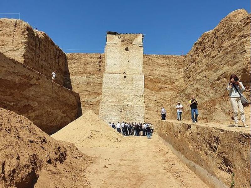 Откриха огромен римски мавзолей край Пловдив
