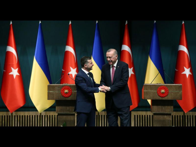 Ердоган: Турция няма да признае анексията на Крим