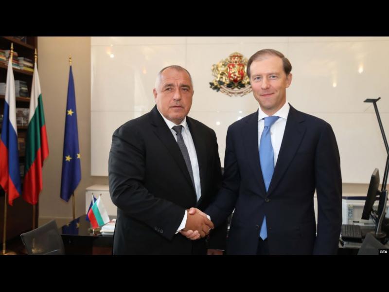 """Саудитската """"Аркад"""" трябва да построи """"Турски поток"""" през България за 615 дни - картинка 1"""