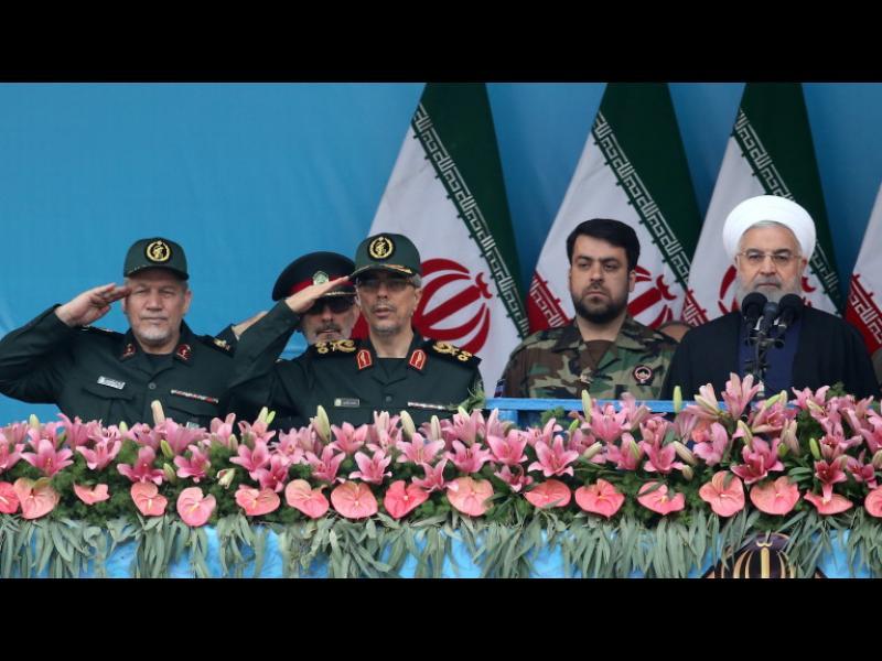 Иран заплаши САЩ с отговор от Средиземно море до Индийския океан - картинка 1