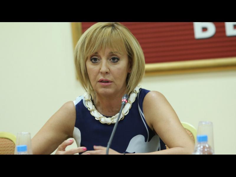 Мая Манолова се ядоса достатъчно, ще се кандидатира за кмет на столицата - картинка 1