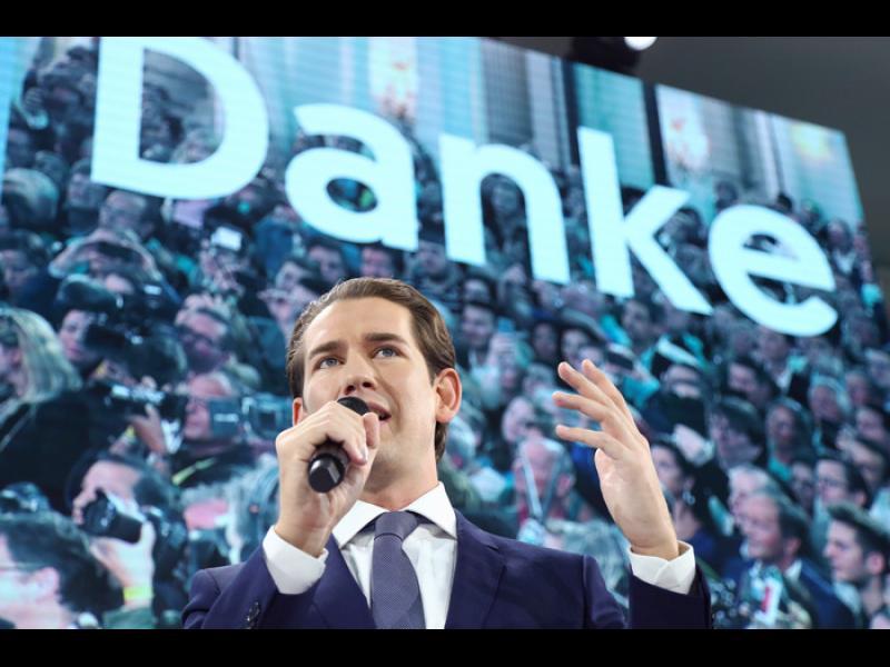 Австрия: Курц победи, но го чака трудна коалиция