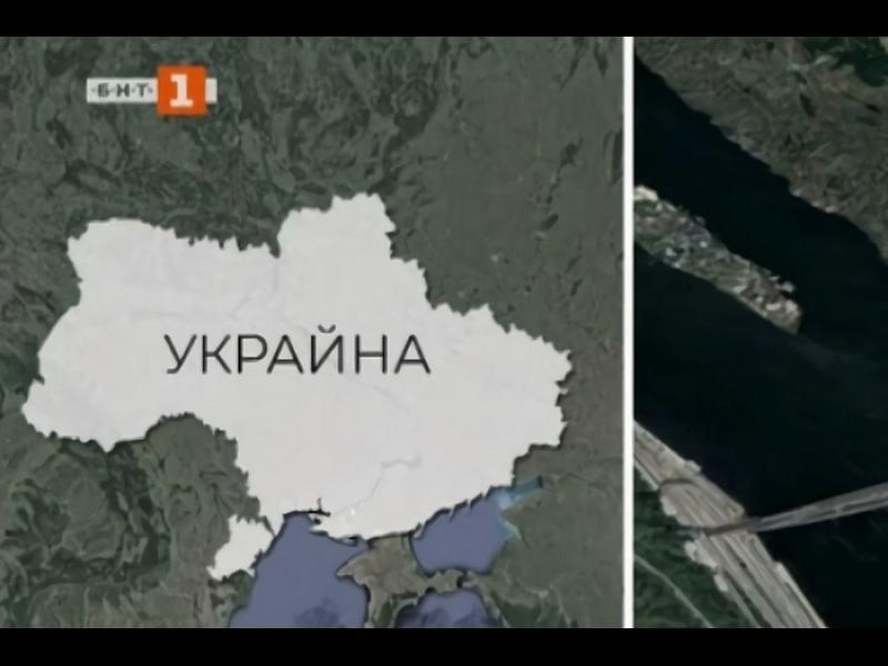 БНТ пусна карта на Украйна без Крим, посолството писа на Кошлуков