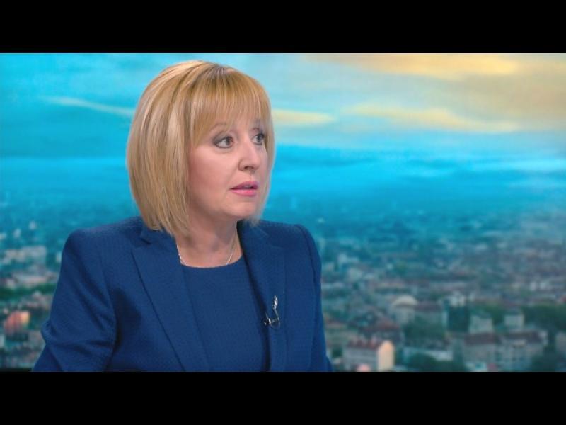 Мая Манолова: За Костинброд аз подадох сигнал. Прокуратурата говореше за бюлетини